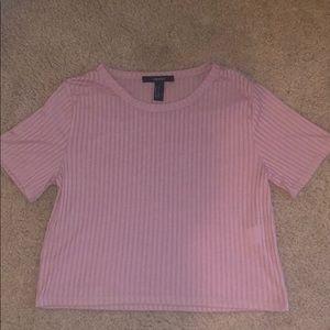 Light pink/purple top